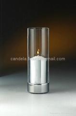 Metal candela