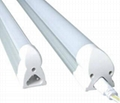 LED integration fluorescent tube