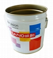 China Chemical Packaging Paint Tin Can Wholesale 1