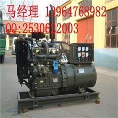 厂家直销潍坊华腾40KW柴油发电机组低价批发