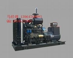 潍坊华腾120KW柴油发电机组