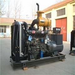 华腾120KW柴油发电机组