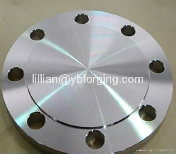 Large pipe flange   2