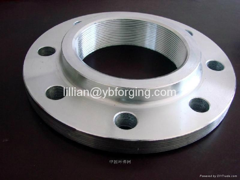 Large pipe flange   4