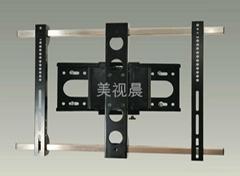 墙壁电动液晶电视支架