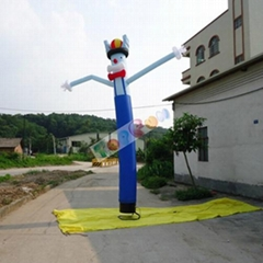 customized inflatable advertising air dancer