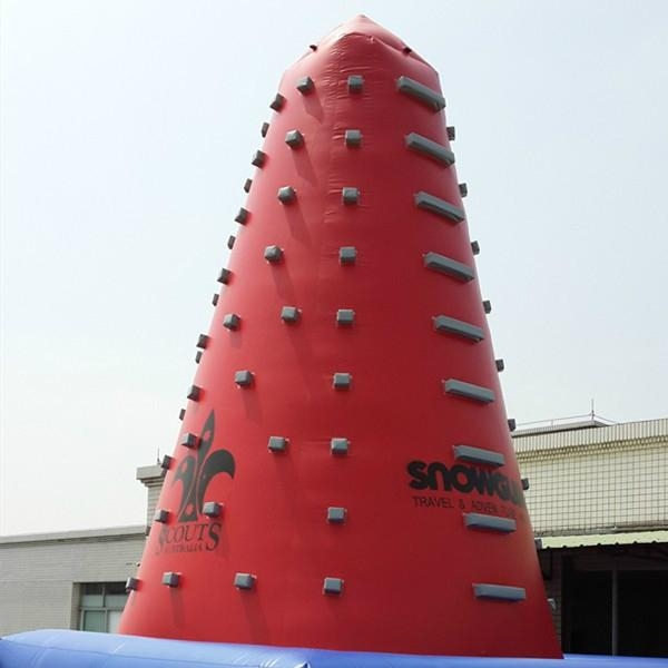 outdoor inflatable climbing tower sports 4
