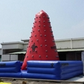 outdoor inflatable climbing tower sports 5