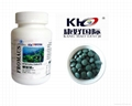 GMP/ISO 9001 Certified Spirulina Tablets