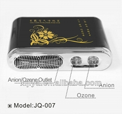 hot !!! selling mini ozone air purifier with essential oil