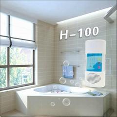 ozone generator smell remover special design for washroom