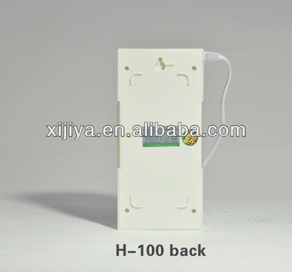ozone generator smell remover special design for washroom - H-100
