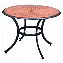 Fashion new bali wood dining room tables