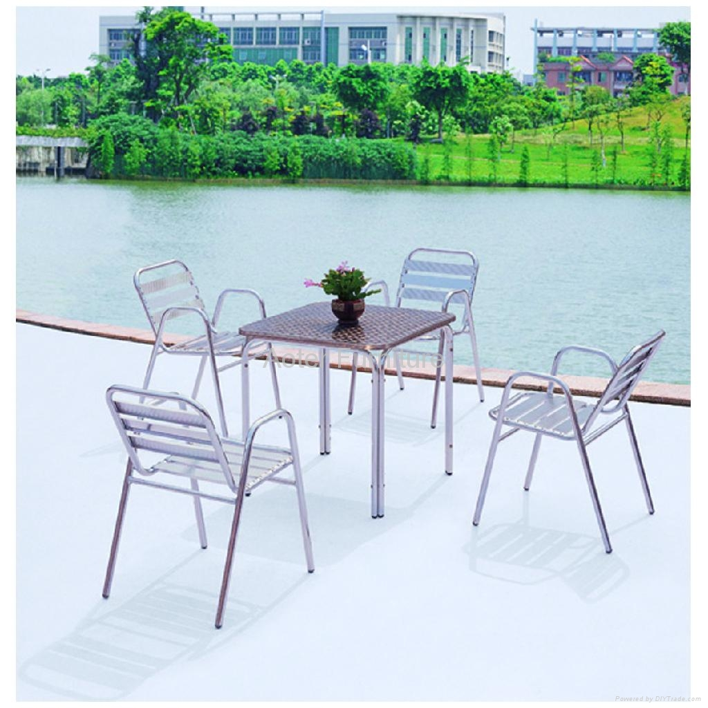 Metal outdoor furniture - Aluminum Patio Metal Outdoor Furniture 1