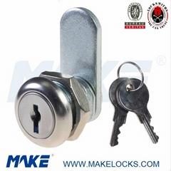 round face cam lock
