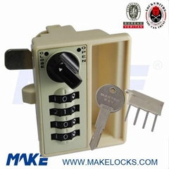 high security combination lock