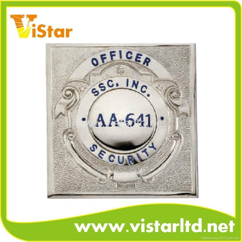 police (FBI) badge (China Manufacturer) - Metal Crafts