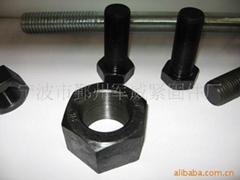 A182 stud bolt hex bolt hex nut