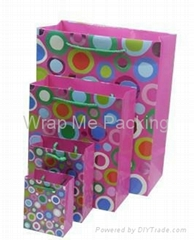 Everyday design gift paper bag for packaging