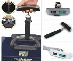 NEW  portable electronic luggage  personal travel weighing scale