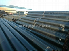 AS 1163 C250 CHS Hollow Section Structure Pipe