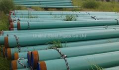 Carbon Steel Pipe FBE coated steel pipe