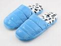 Ladies waterproof qulited stitch and