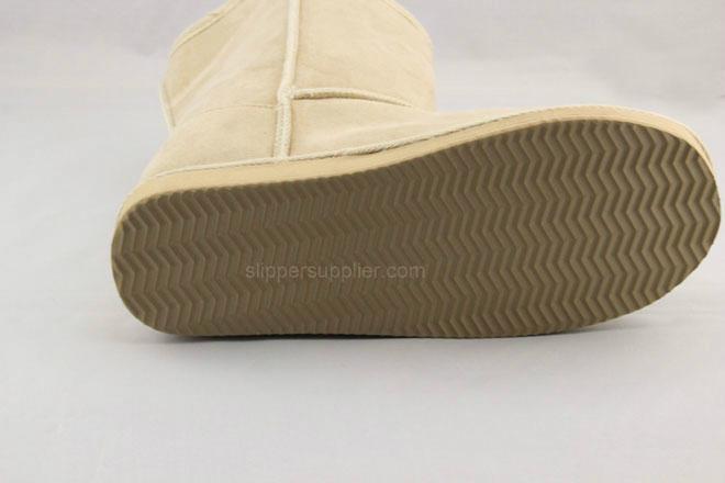 Ladies microsuede borgfleece EVA boots 2
