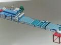 高分子聚乙烯丙纶防水卷材生产线