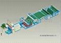 污水管道内衬PVC片材生产线
