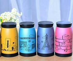 Promotional mug double wall stainless