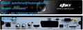Azsky G6 HD DVB-S2+GPRS Dongle Combo