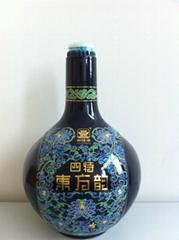 四特东方韵酒瓶