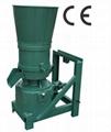 PTO driven pellets mill