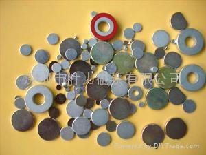 圓柱強力磁鐵 1