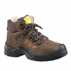 PU injection Safety Shoes