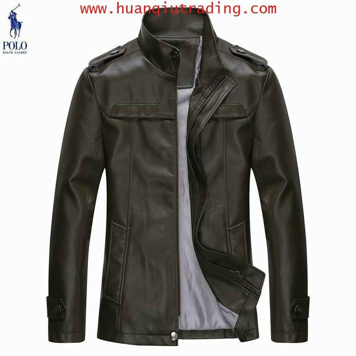 Fashion Brand Mens Leather Jackets and Coats Top Quality Pu Leather