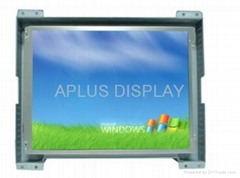 12 Inch Industrial Open frame LCD Display/ LCD Monitor with touch screen,LED B/L