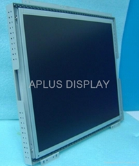17 Inch Open frame lcd display monitor with Projective Capactive PCT touch