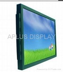 22 Inch Wide View Angle Open frame Multi Touch screen LCD Monitor Display