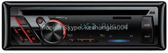 One din Car DVD player with fixed panle