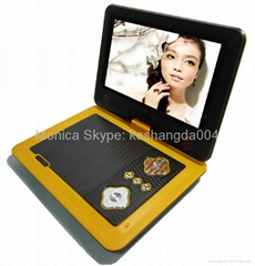 9 inch portable dvd play
