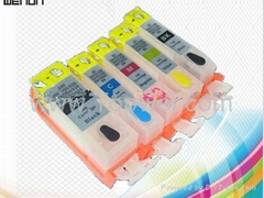 Continuous ink cartridge for Canon MX876 refill Ink Cartridge