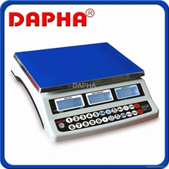 DCA electronic couting scale