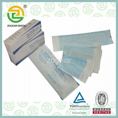 sterilization self-sealing pouch