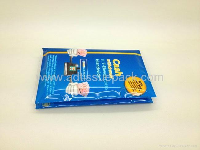 Ad wallet tissue 1