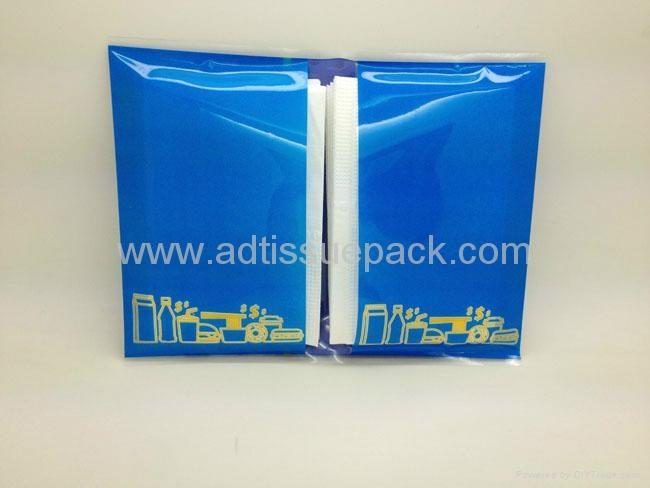 Ad wallet tissue 3