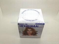 Cube box tissue 70sheets