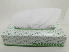 Rectangle box tissue 100sheets