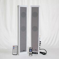2.4G無線白板有源音箱